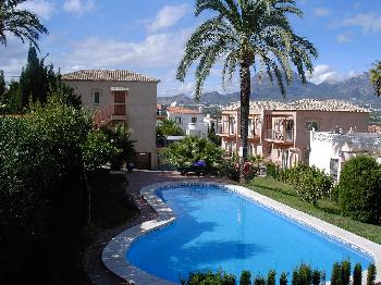 Apartments Mundaka in albir