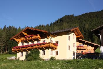 Appartements Richlegghof in Filzmoos
