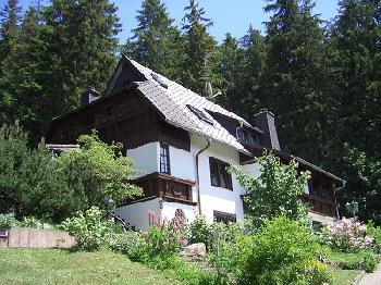 Haus in der Natur in Lenzkirch - Saig