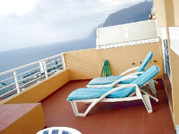 Ferienapartment Los Rocces in Los Gigantes