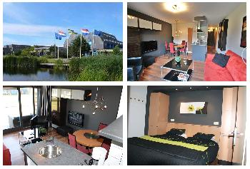 7 Appartements IMMER PLATZ FREI ! in Hollum-AMELAND