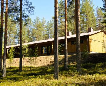Fisherman´s Lodge und Outdoorcenter Kokkojärvi