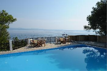 Eos accommodation in Sithonia