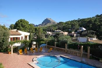 Apartment Grande in Cala St. Vincente