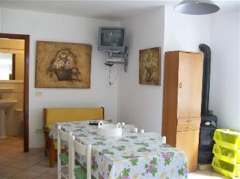 Ferienwohnung in Zone Lago in Castellabate