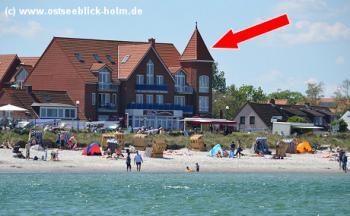 Wellenklang in Schönberger Strand