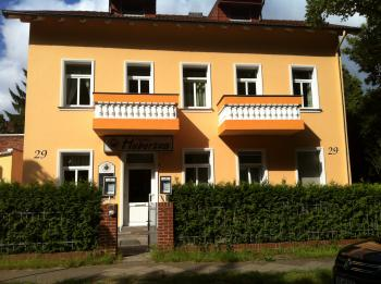 Pension Hubertus in Berlin