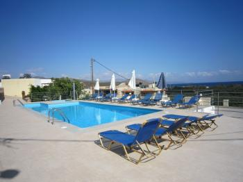 Istron Apartments in Agios Nikolaos