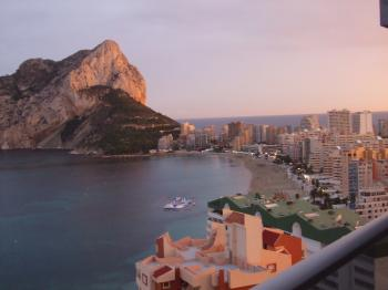 Appartement Entremares in Calpe