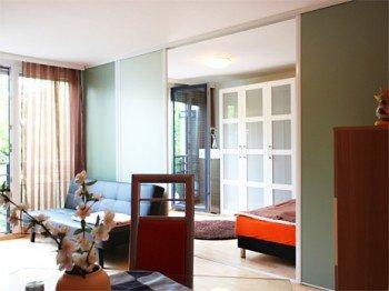2-Zimmer-Apartment in Regensburg/West