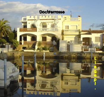 Port Llobregat in Empuriabrava