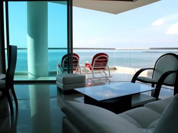 Beach-Apartment in Cartagena