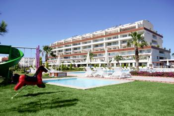 Babylon Beach Resort in Side