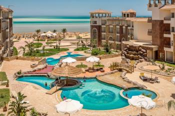 Apartment mit 1 Schlafzimmer @ Royal Beach Hurghada