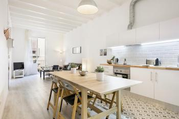 Stylish 3 bedroom apartment close to Plaza España