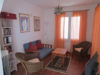 Strandnahes Apartment in einr Gartenvilla in Conil