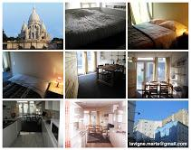 35m2 Budget-Studio 2/4/5 sleeps in Montmartre