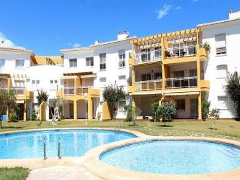 Apartment Erica für 4 Personen in Denia