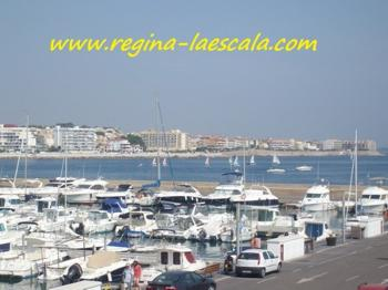 A003 Appartement Marina in L'Escala