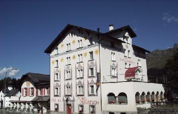 Haus Jenatsch in Parpan