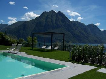 B&B with wonderful view by the Lake ISEO