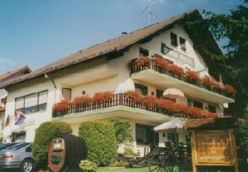 Pension-Rhön-Hotel in Hilders