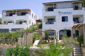 APARTMENTS  FINIKAS in KALAMAKI