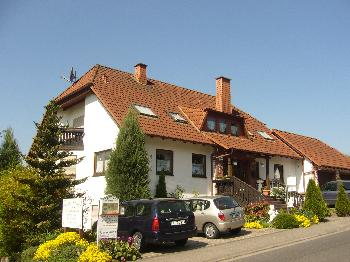 Pension - Feriendomizil Höchemer in Bad Bocklet