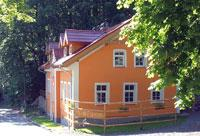 Pension im Isergebirge in Janov nad Nisou