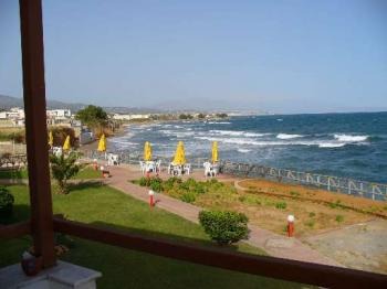 Kreta Bed & Breakfast am Strand in Sfakaki